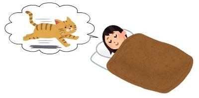 ペットの夢