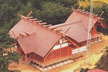 御嶽山御嶽神明社
