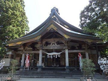 太平山三吉神社総本宮