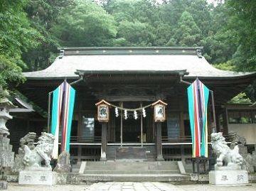 白河 鹿嶋神社