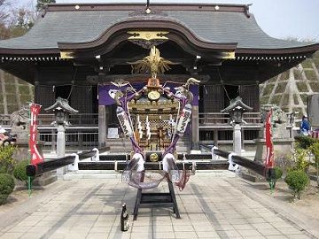 四倉諏訪神社