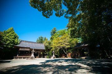 大洲領總鎮守八幡神社