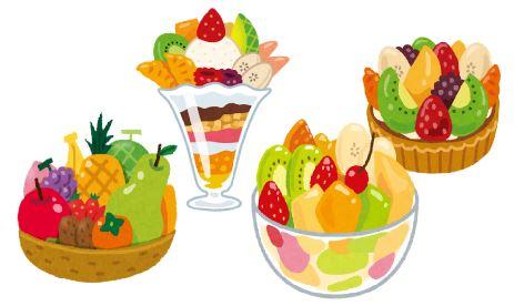 フルーツが良い運気を呼び込む