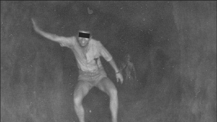 日本兵の霊 其の二 - 心霊写真