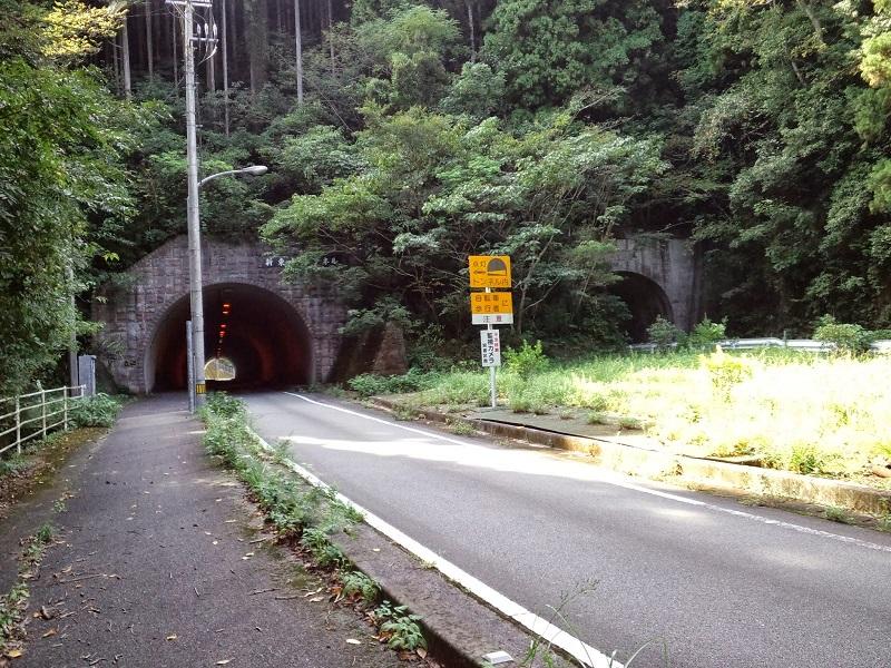 【徳島県】旧東山トンネル