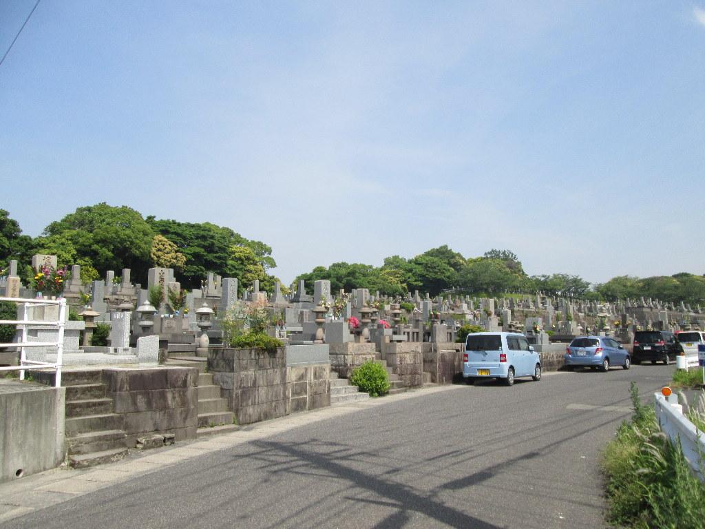 坂元墓地 - 鹿児島県の心霊スポット